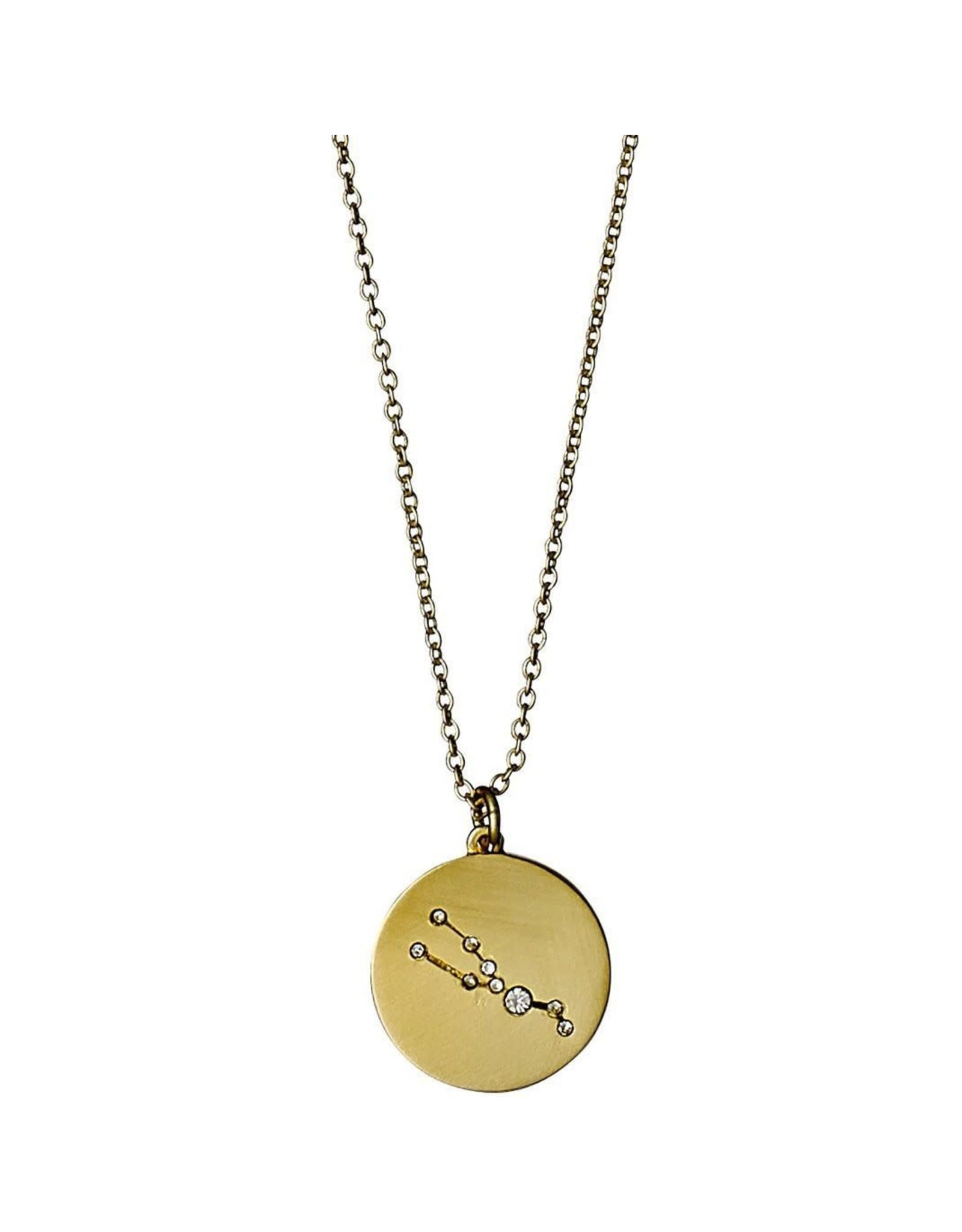 Pilgrim Pilgrim Necklace Taurus Gold