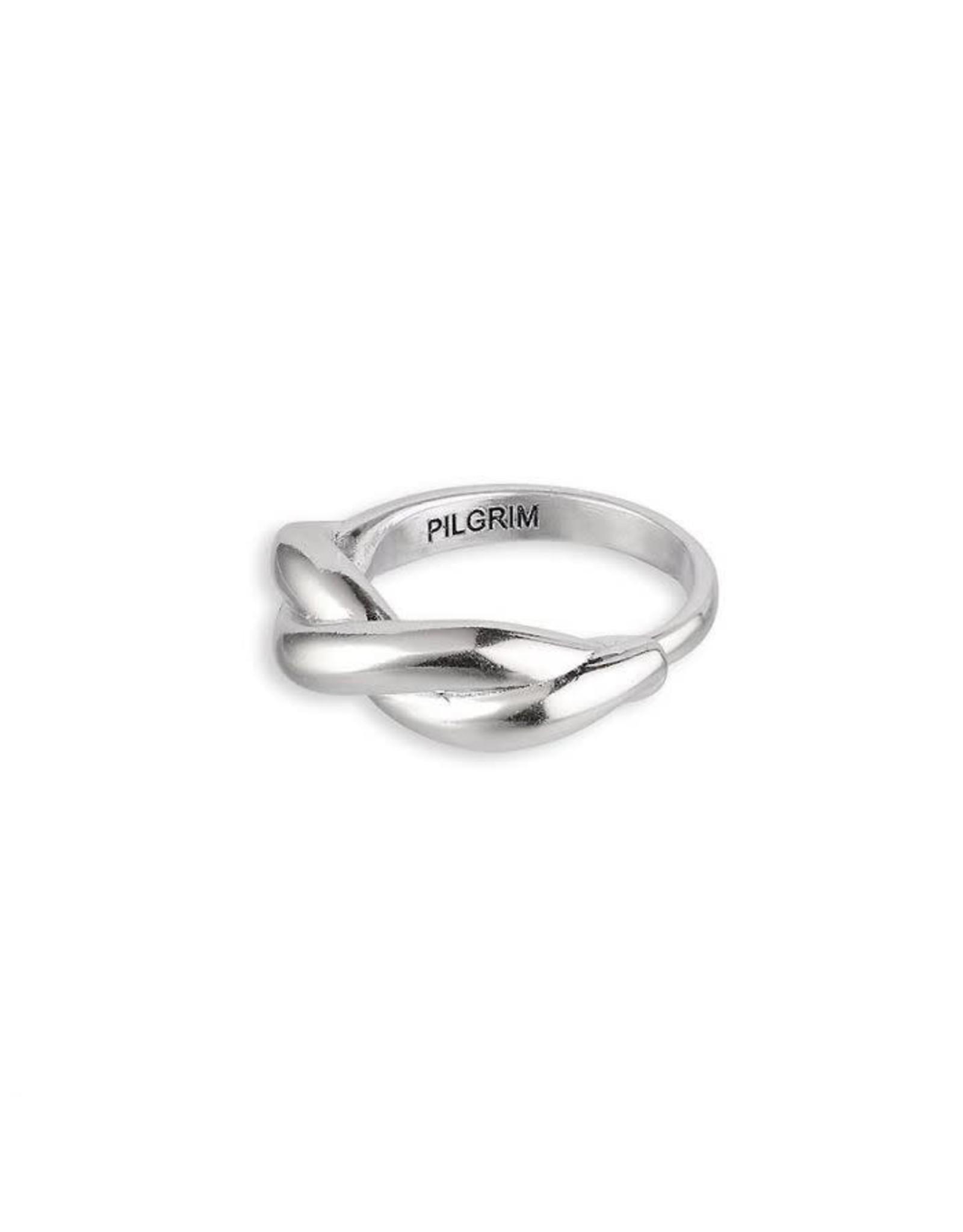 Pilgrim Pilgrim Ring Skuld Silver