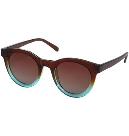 Pilgrim Pilgrim Sunglasses Tamara brown & blue