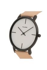 Pilgrim Pilgrim Watch Bailee Beige And Silver