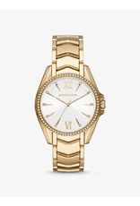 Michael Kors Watch Diamonds Gold