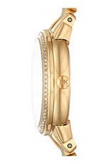Michael Kors Watch Diamonds Small Gold