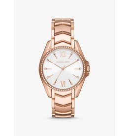 Michael Kors Watch Whitney Rose Gold Tone Watch