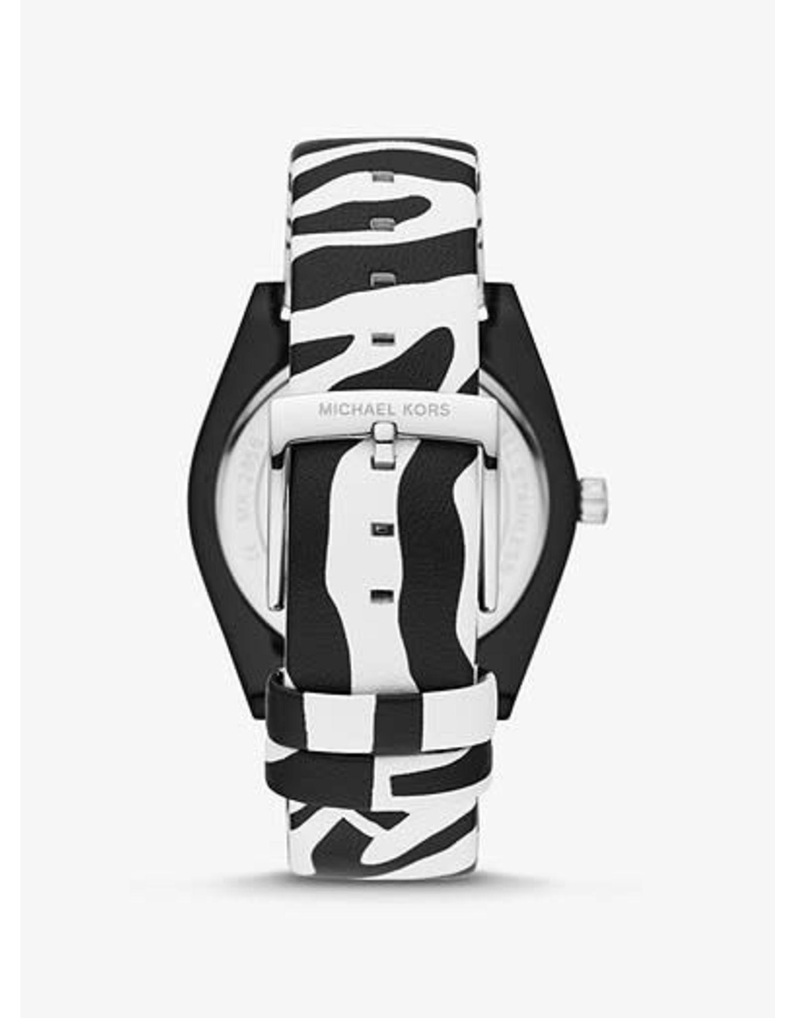 Michael Kors Watch Zebra