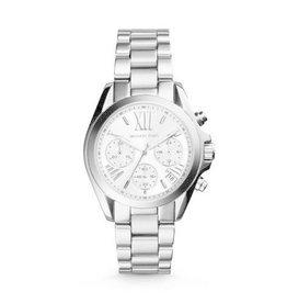 Michael Kors Watch Bradshaw Chronograph Silver Dial