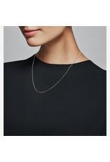 Pandora Pandora Sterling Silver Necklace With Sliding Clasp 60 cm