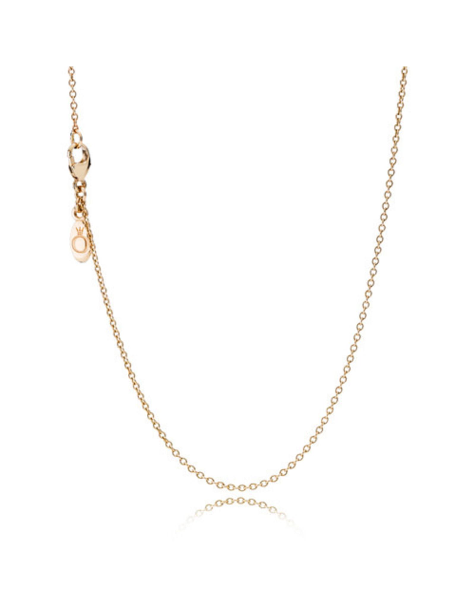 Pandora Pandora Delicate Gold Chain, 45 cm