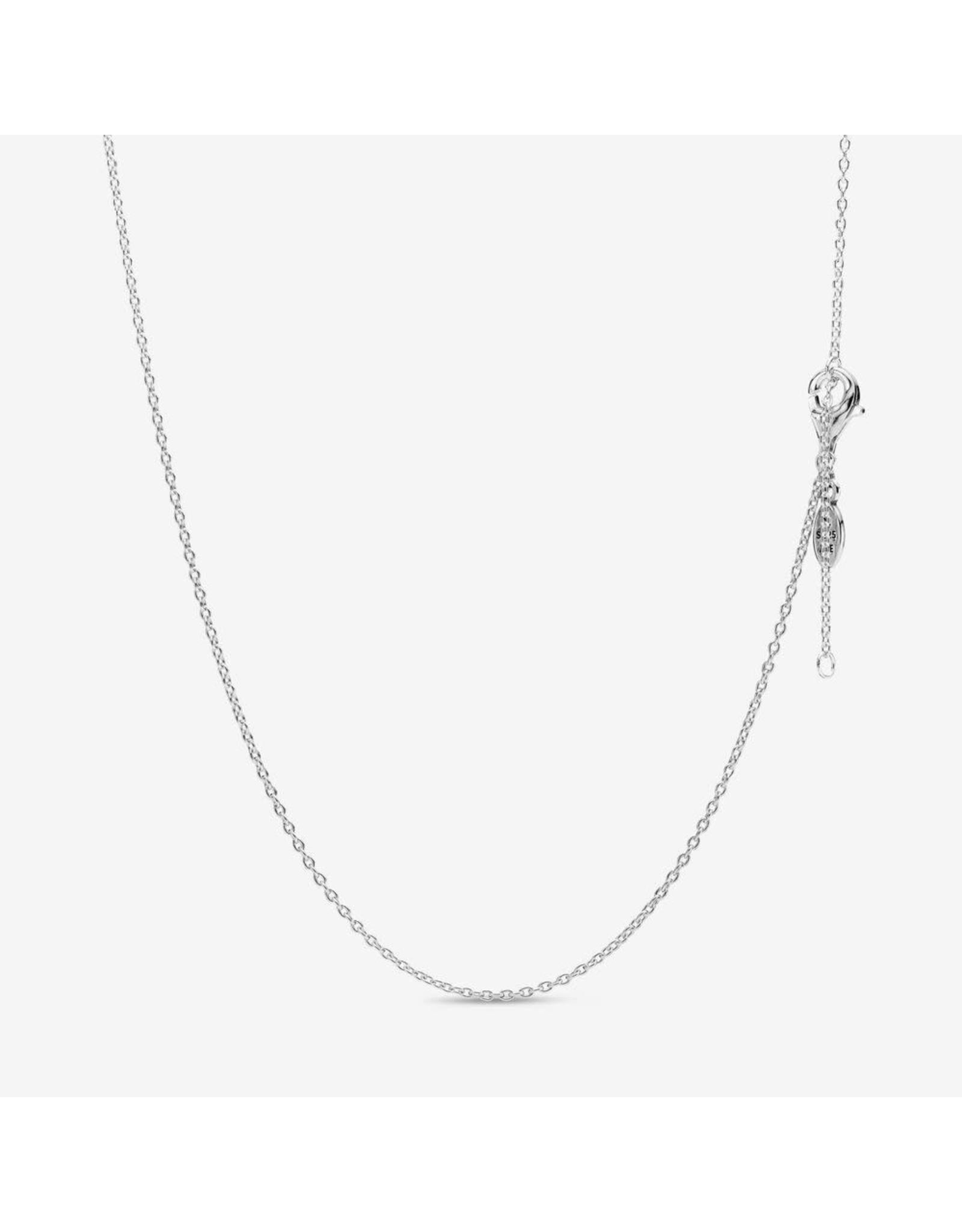 Pandora Pandora (590515-45) Delicate Silver Chain, 45 cm