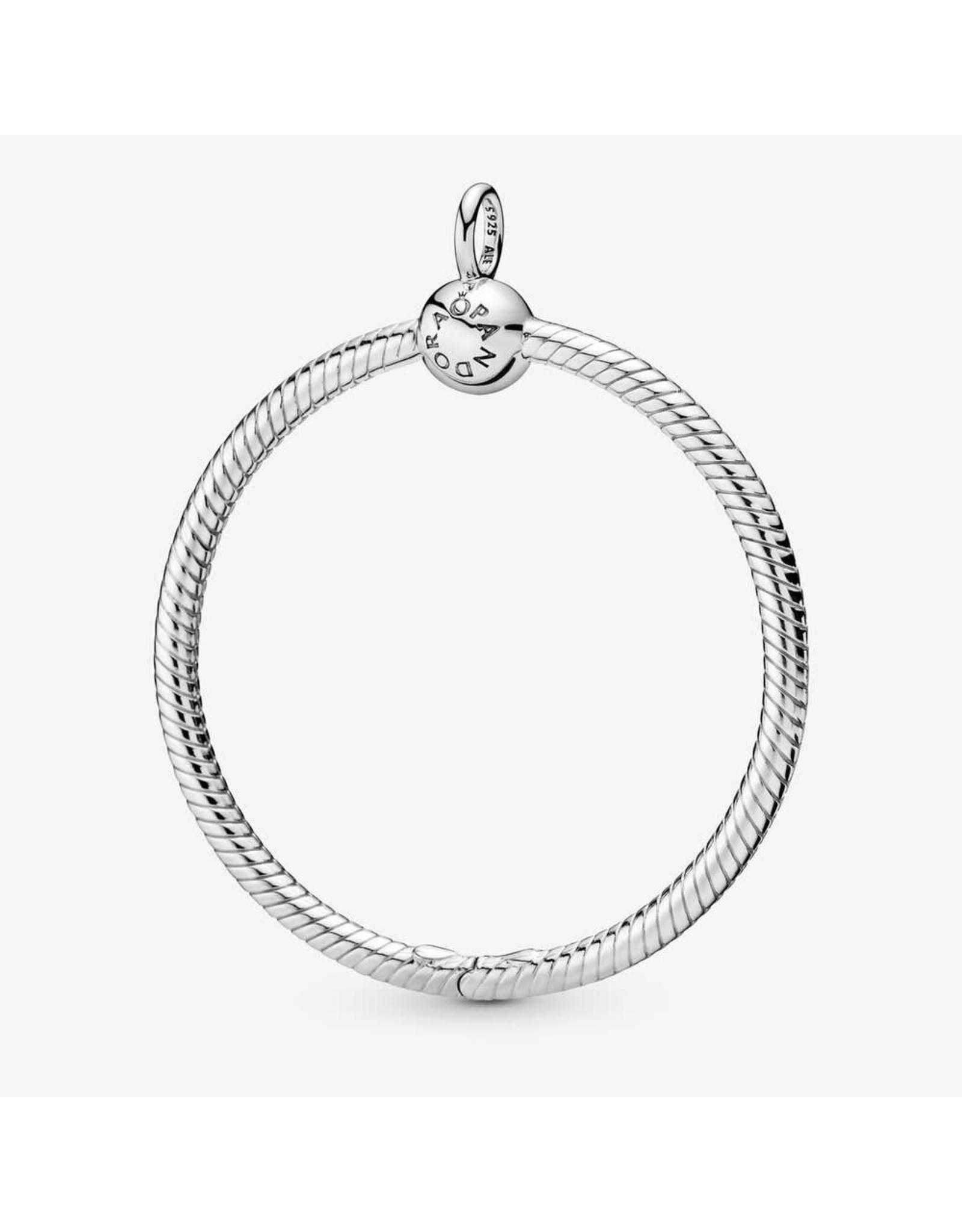 Pandora Pandora Large Sterling Silver O Pendant