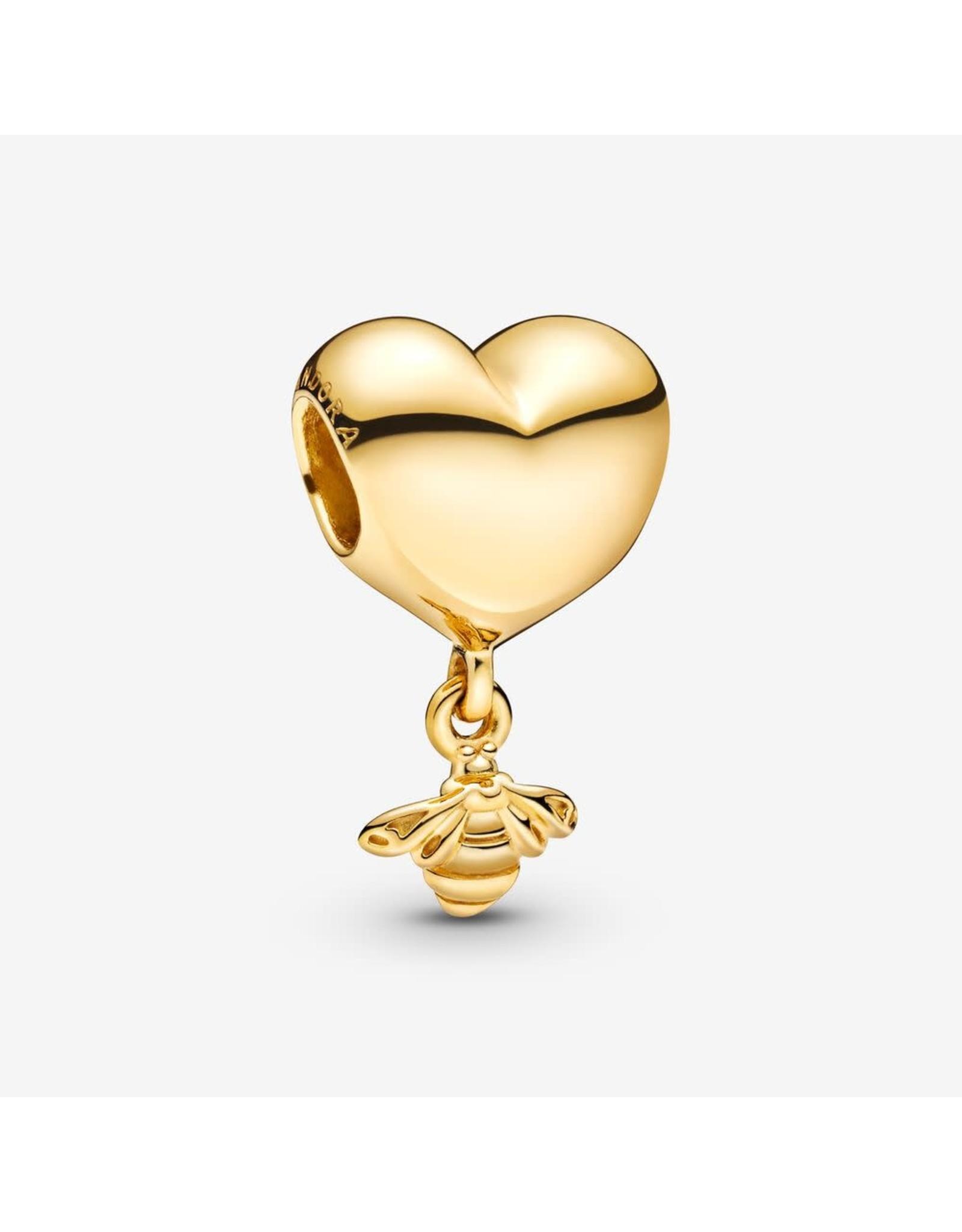 Pandora Pandora Shine Heart And Bee