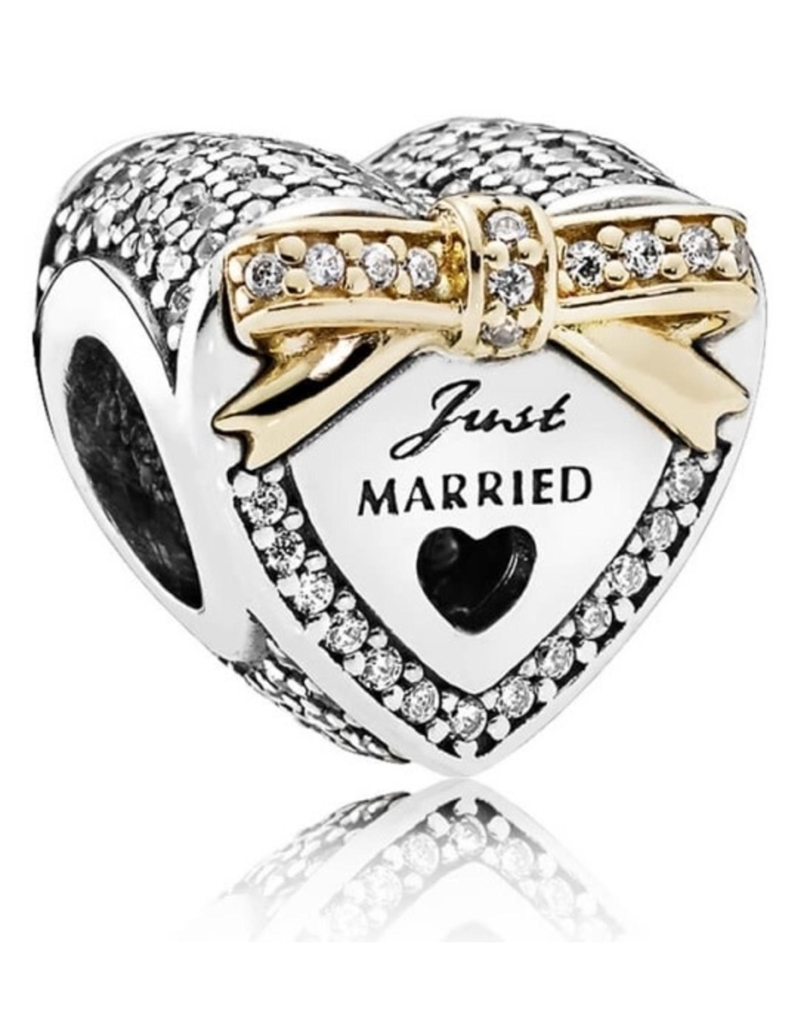 Pandora Pandora Wedding Heart, Clear CZ