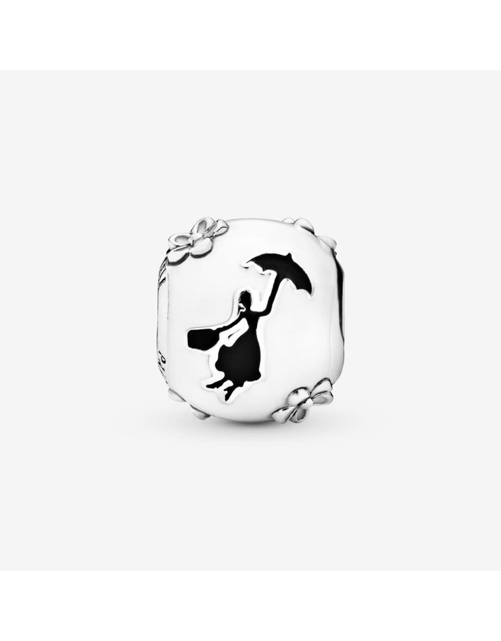 Pandora Pandora Charm, 797510ENMX,Disney Mary Poppins Silhouette