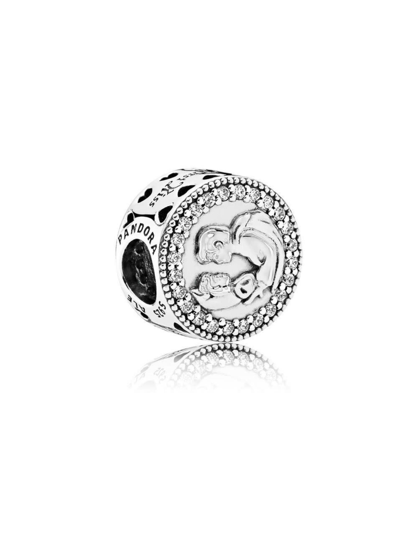 Pandora Pandora Charm, Disney, Snow White 80th Anniversary