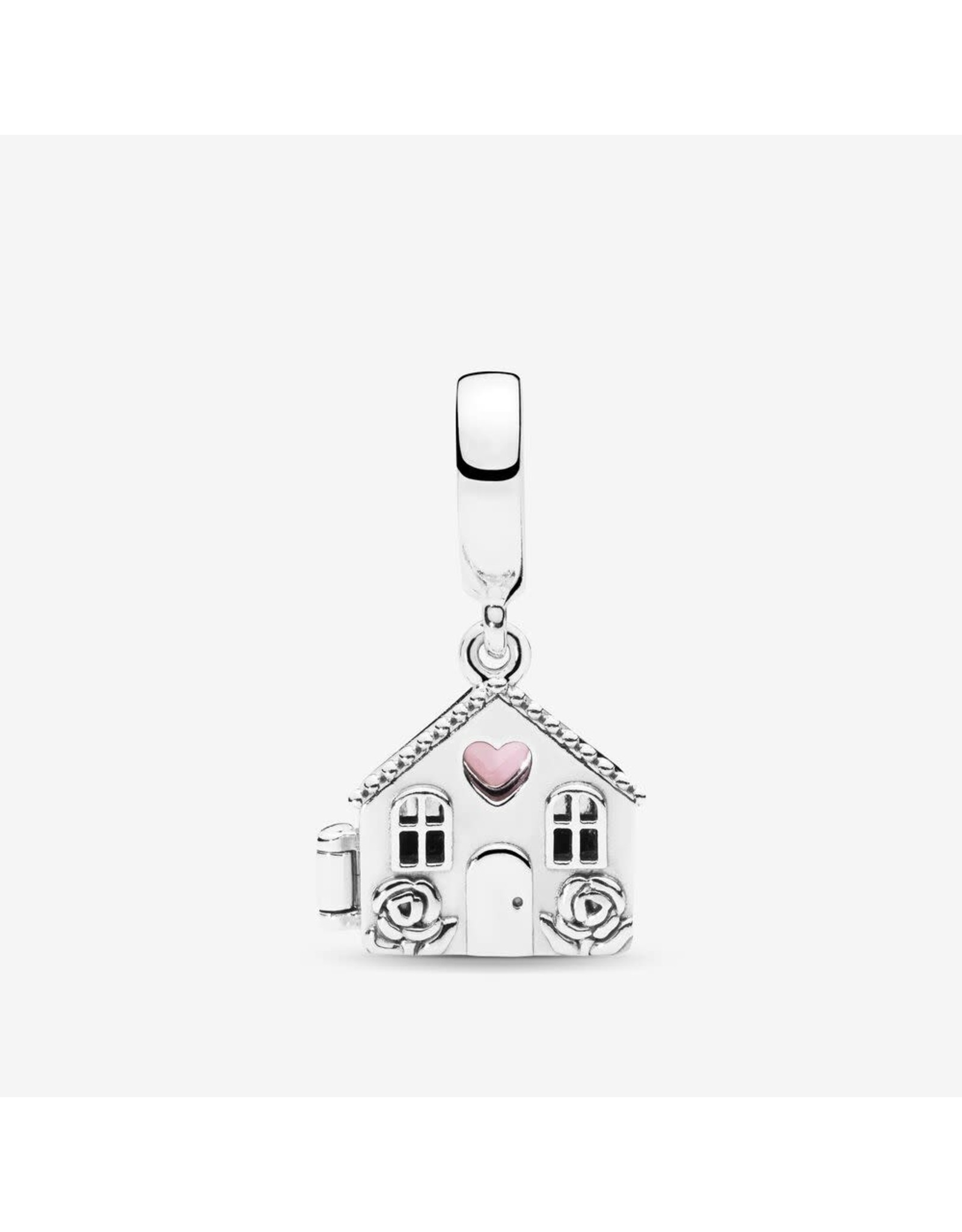 Pandora Pandora Perfect House, Pink Enamel