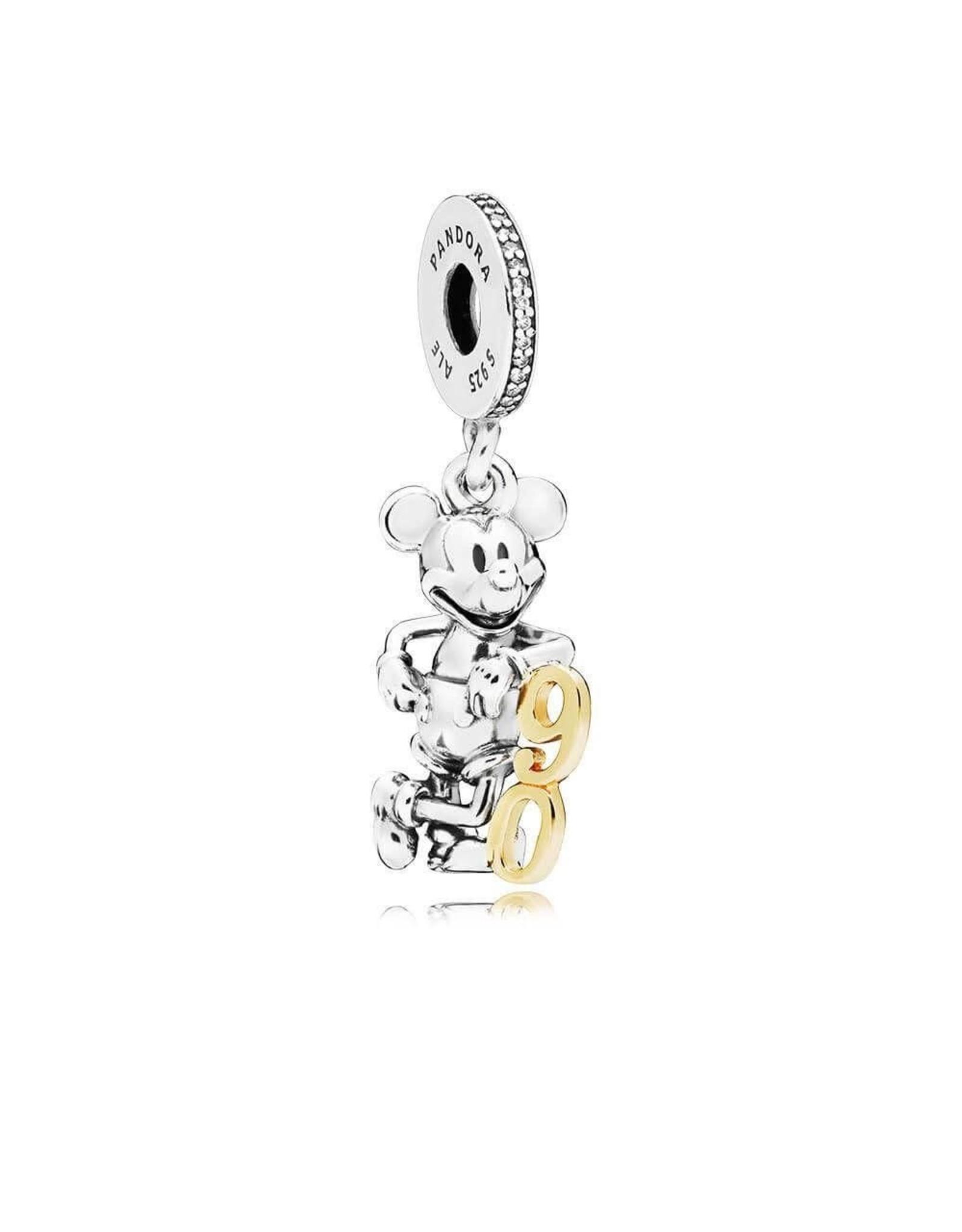 Pandora Pandora Charm,Disney, Mickey's 90th Limited Editio