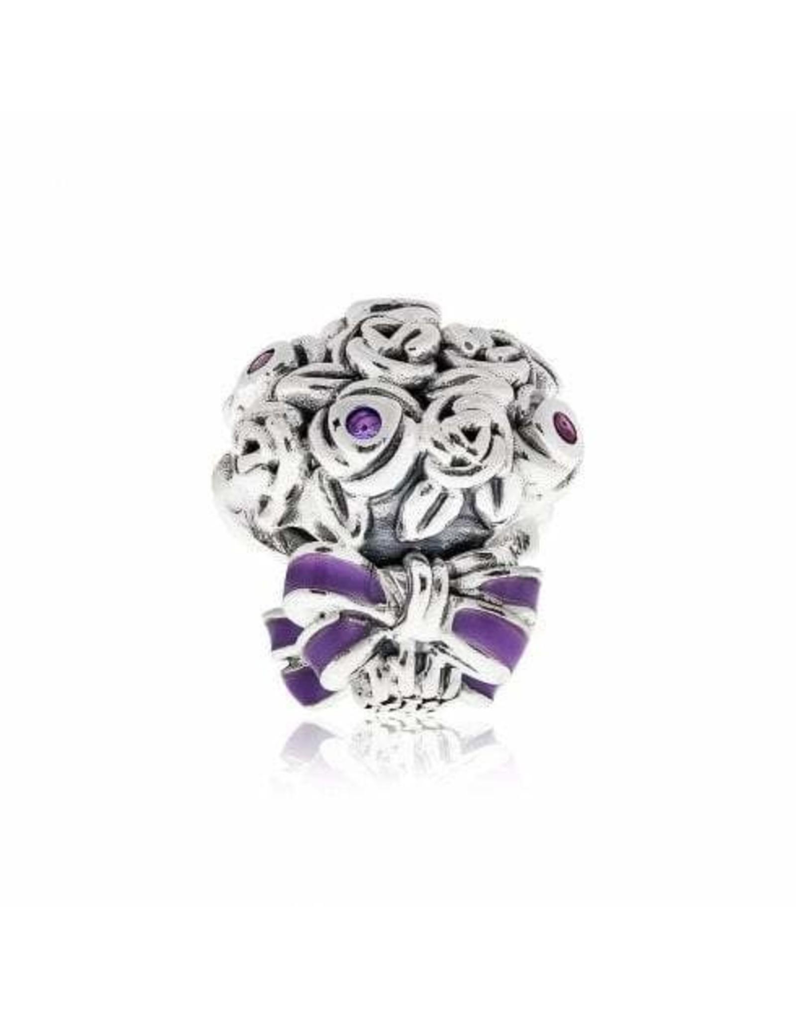 Pandora Pandora Celebration Bouquet, Multi-Colored Crystals