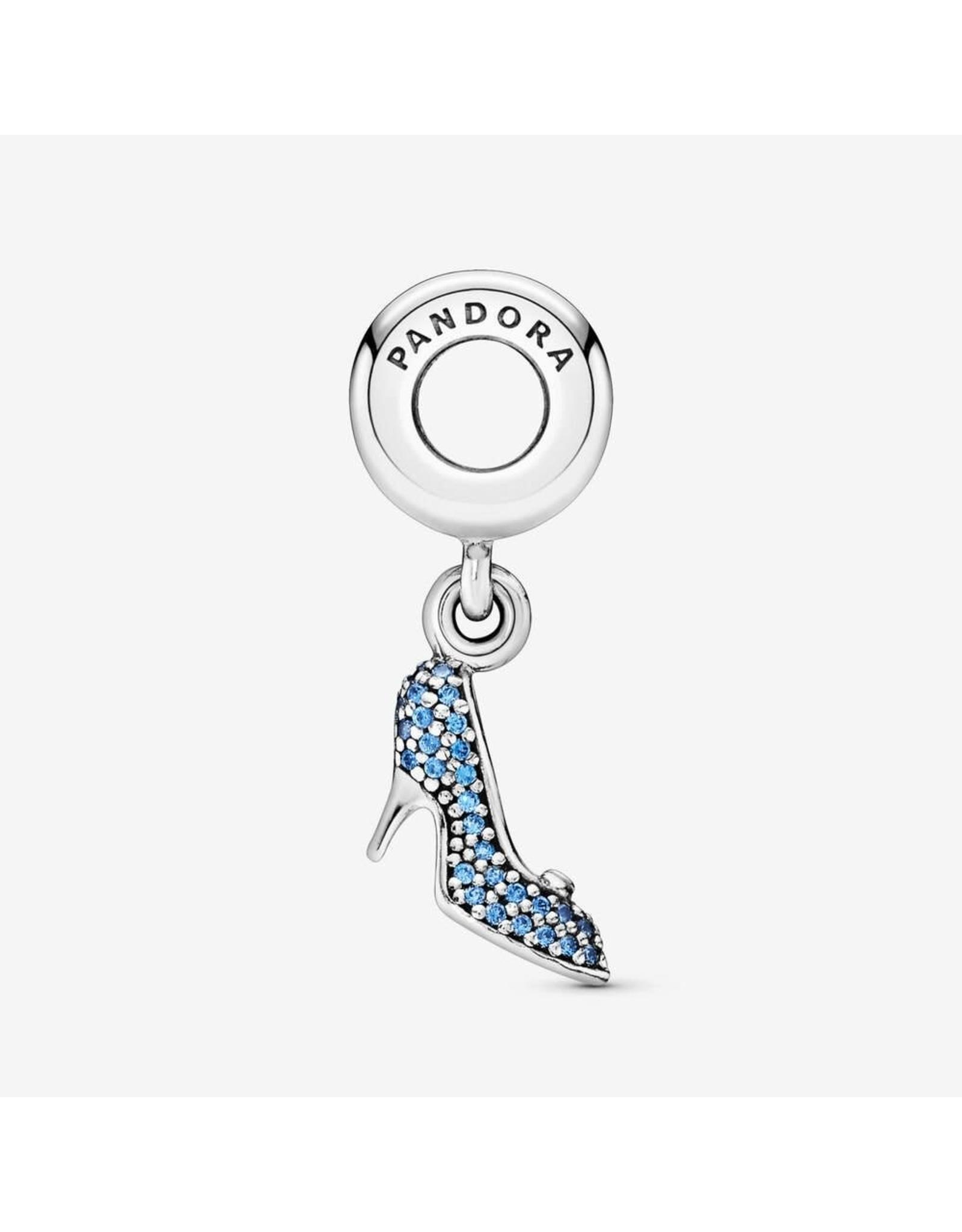 Pandora Pandora Charm, Disney, Cinderella Sparkling Slipper