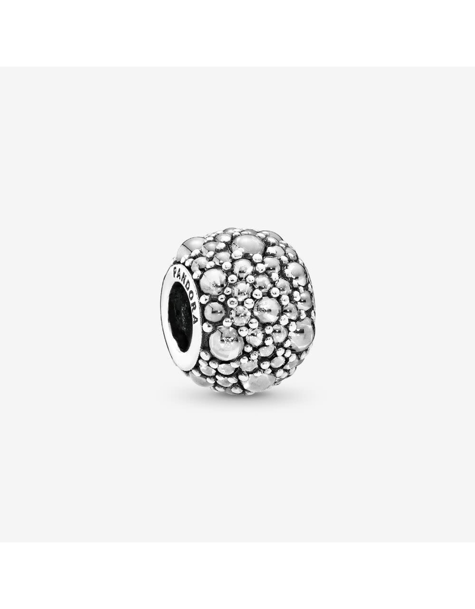 Pandora Pandora Charm Shimmering Droplets With Clear CZ