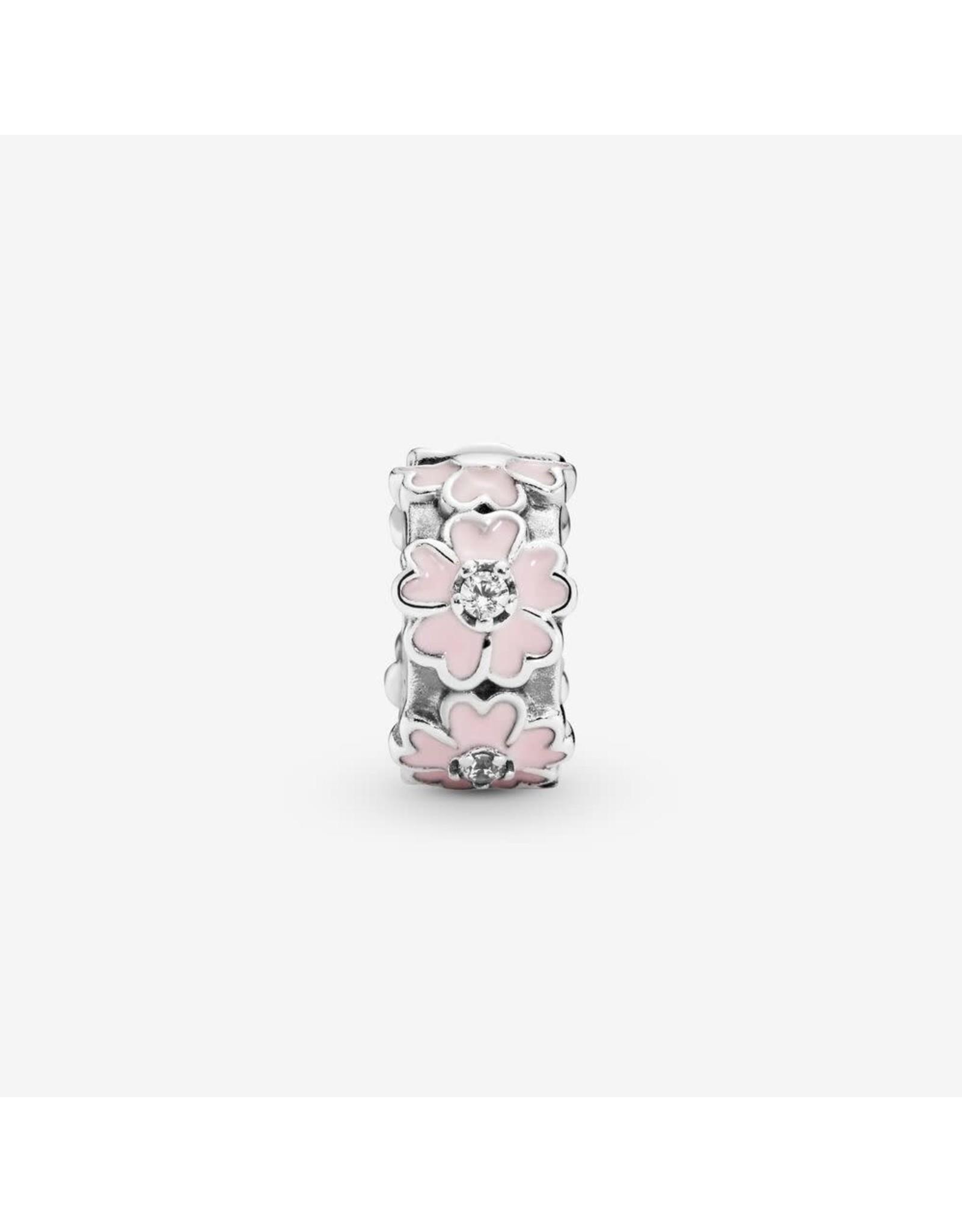 Pandora Pandora Clip Pink Primrose Flower