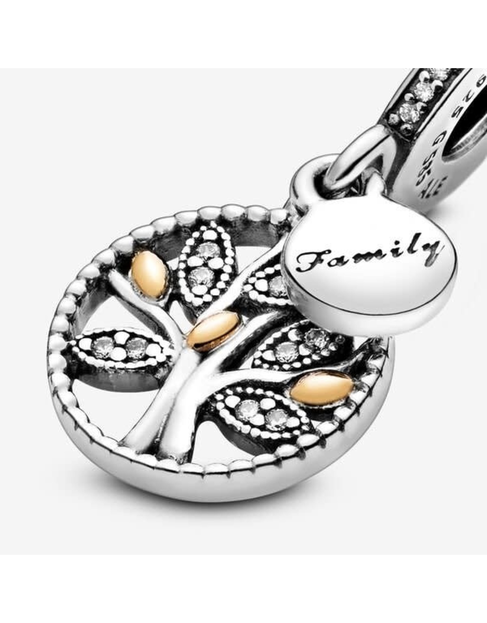 Pandora Pandora Family Heritage,Clear CZ