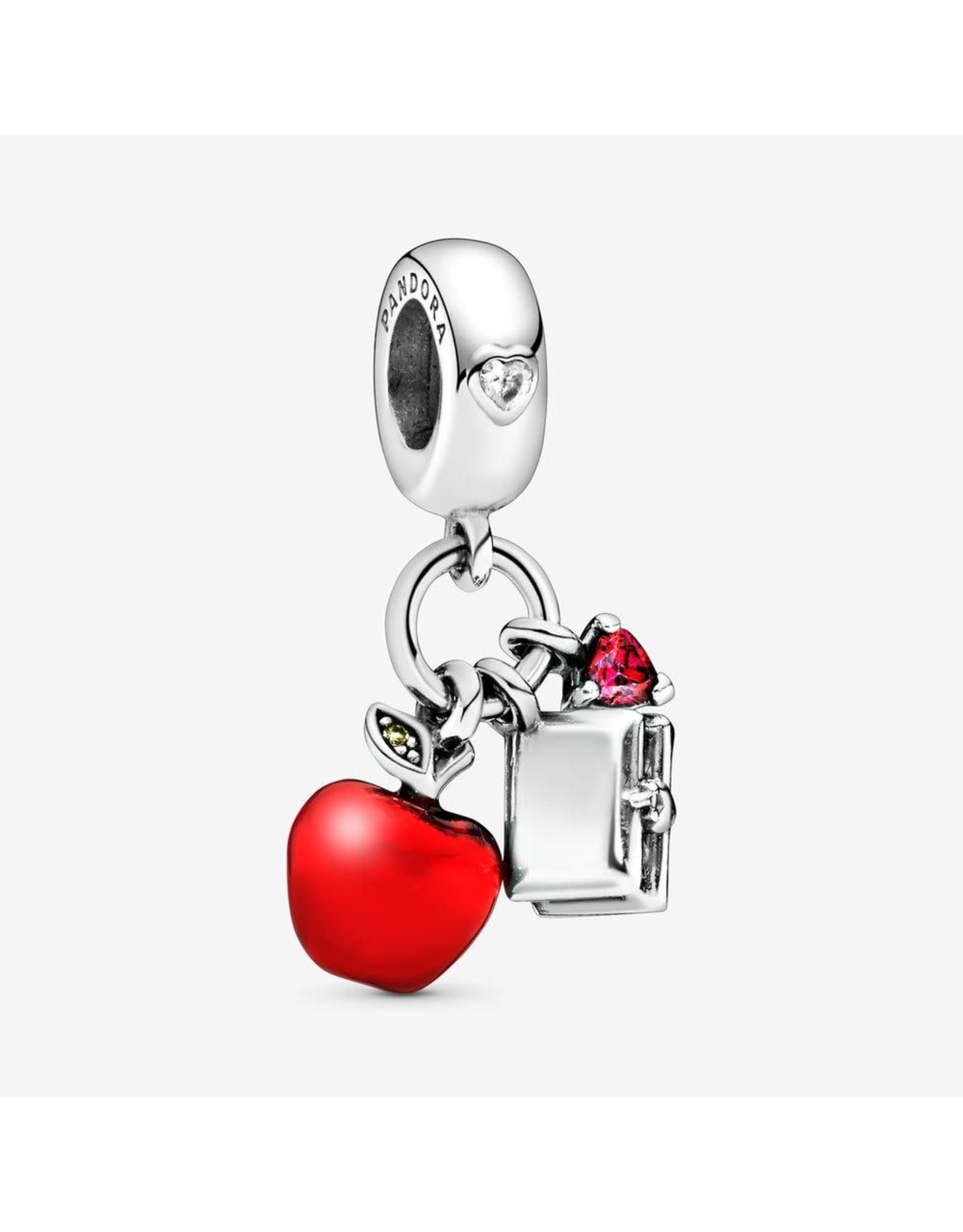 Pandora Pandora Charm, Disney, Snow White's Apple & Heart