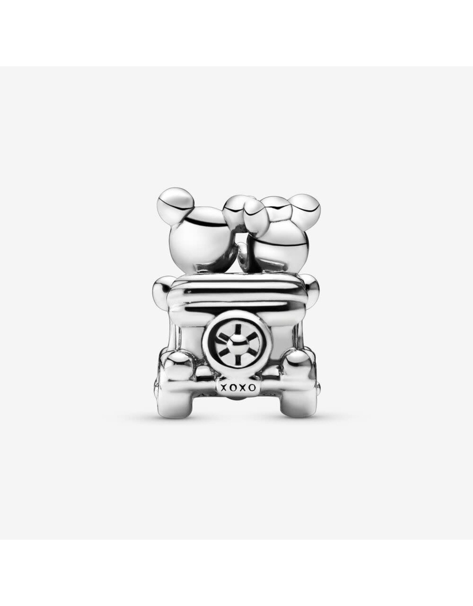 Pandora Pandora Charm,Disney, Mickey & Minnie Vintage Car Disney Mickey & Minnie Car Silver