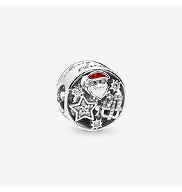 Pandora Pandora Charm, Christmas Joy, Mixed & Clear CZ