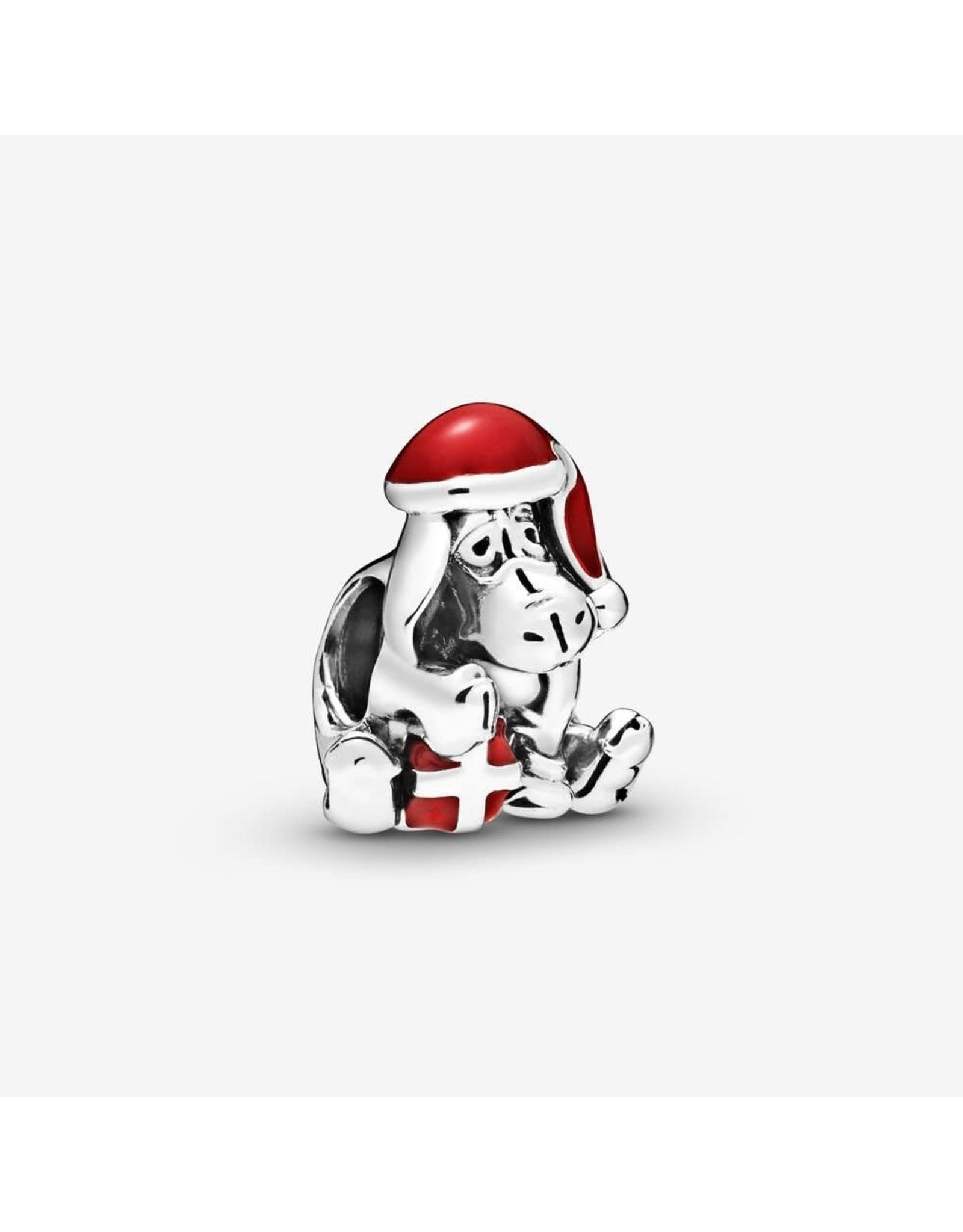 Pandora Charm  Disney Eeyore Christmas