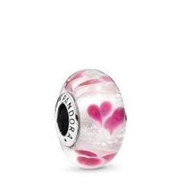 Pandora Pandora Murano Glass Wild Hearts