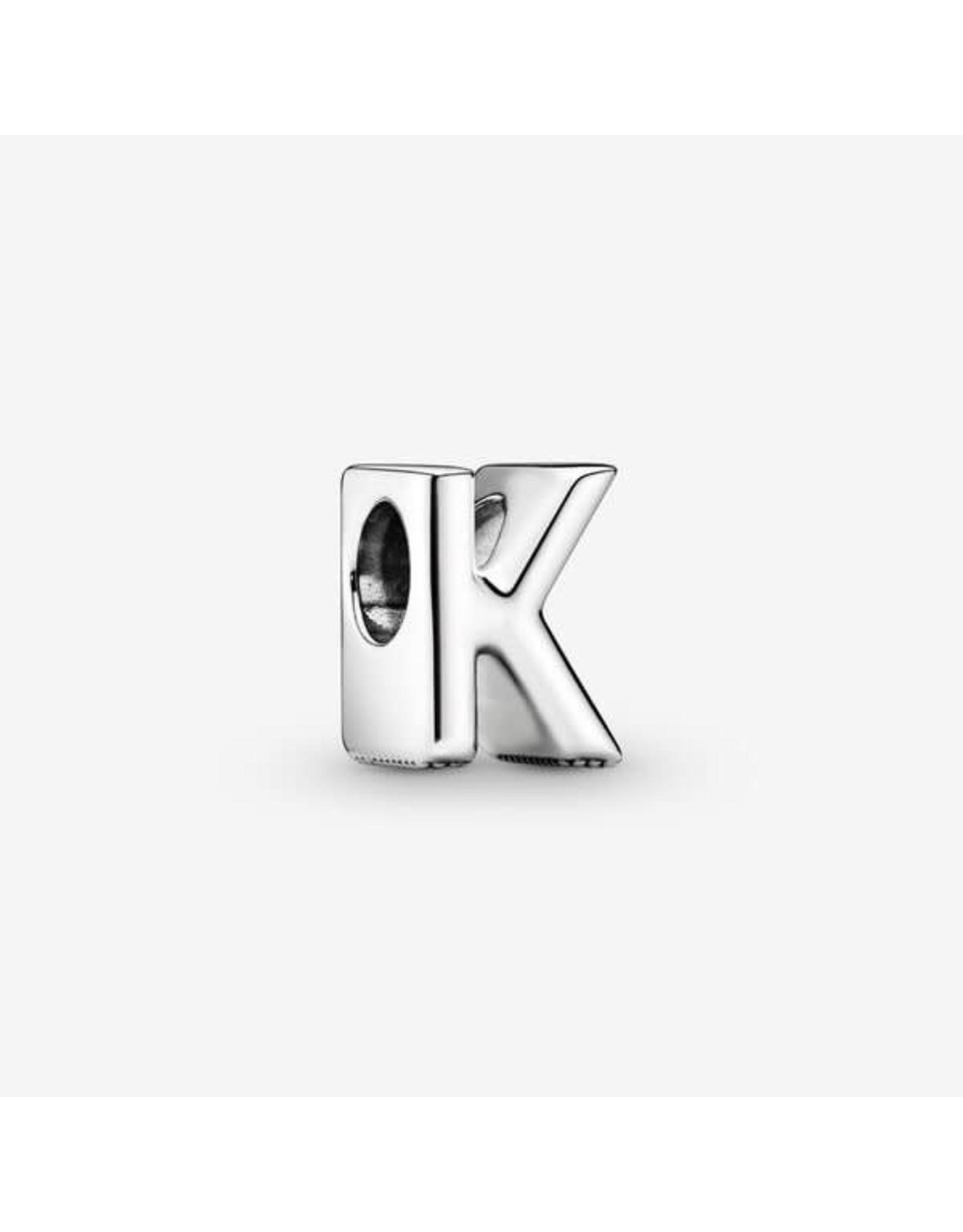 Pandora Pandora Charm, Letter K