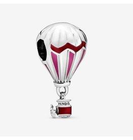 Pandora Pandora Charm, Hot Air Balloon, Mixed Enamel
