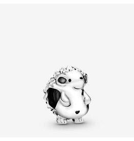 Pandora Pandora Charm, Nino The Hedgehog, Black Enamel