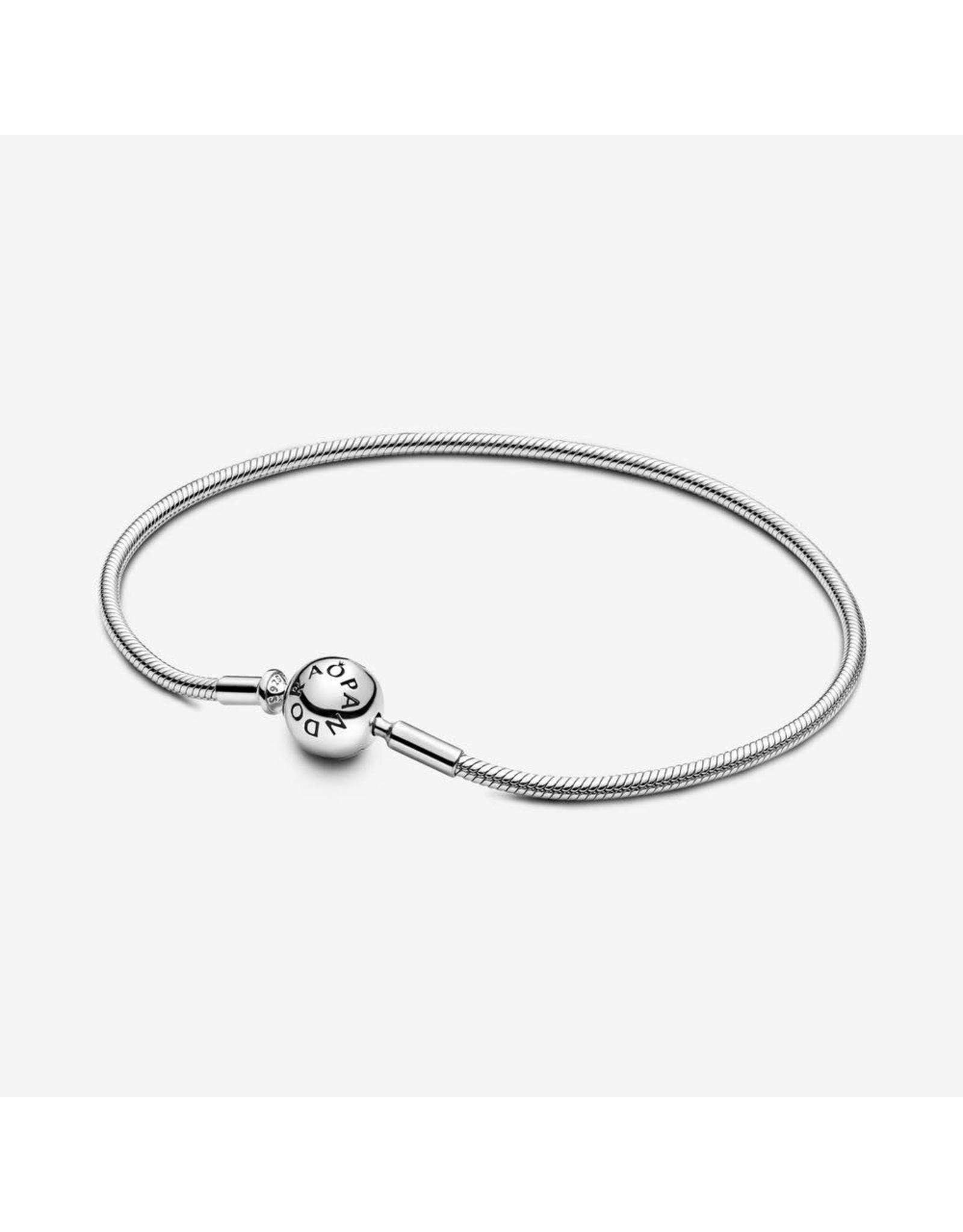 Pandora Pandora Me Bracelet, 598408C00,Snake Chain Sterling Silver 17 cm
