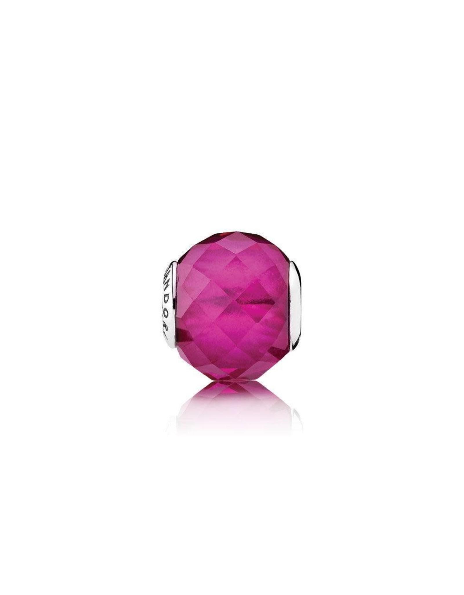 Pandora Pandora Essence Charm, Happiness, Synthetic Ruby