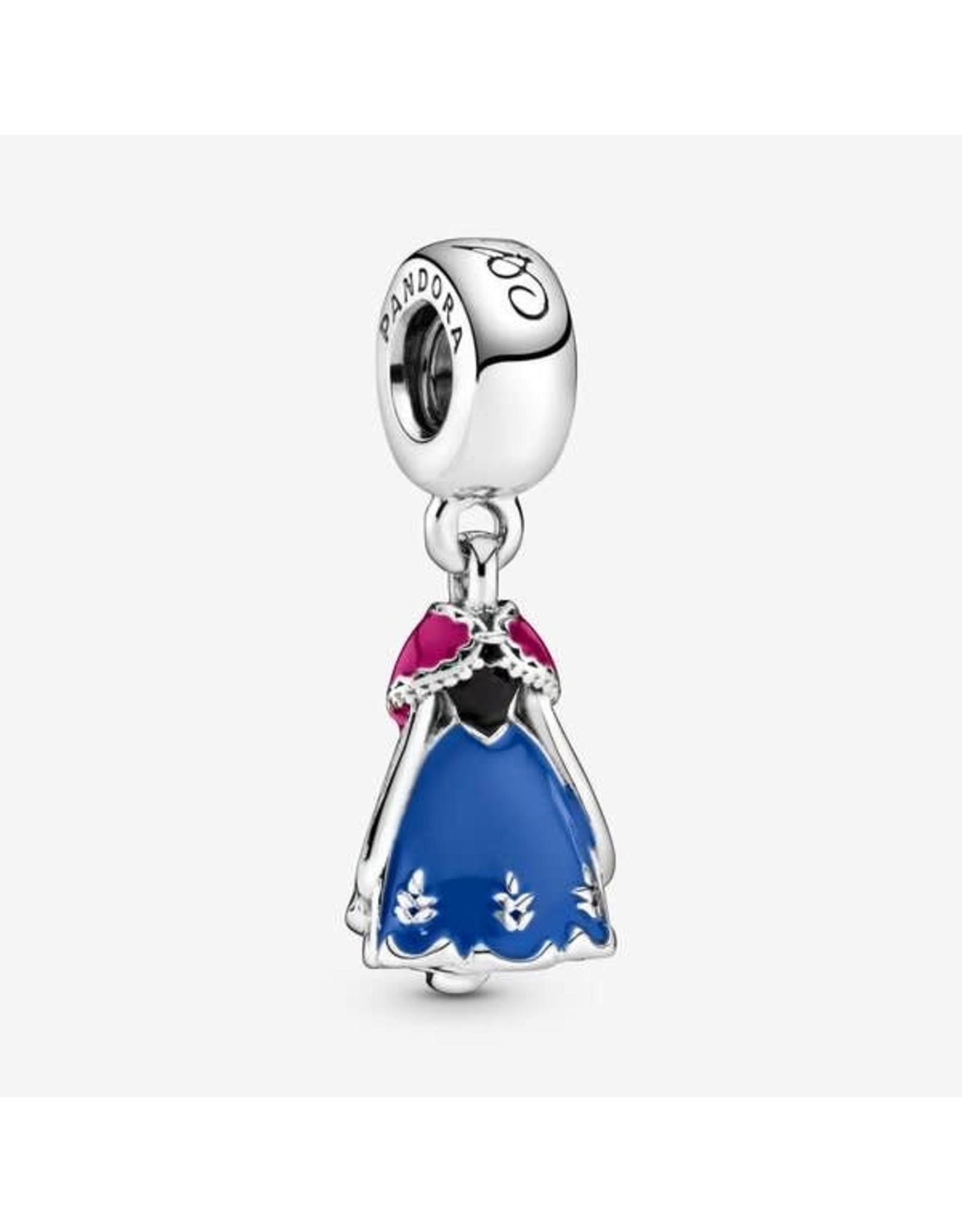 Pandora Pandora Disney Charm, Anna's Dress