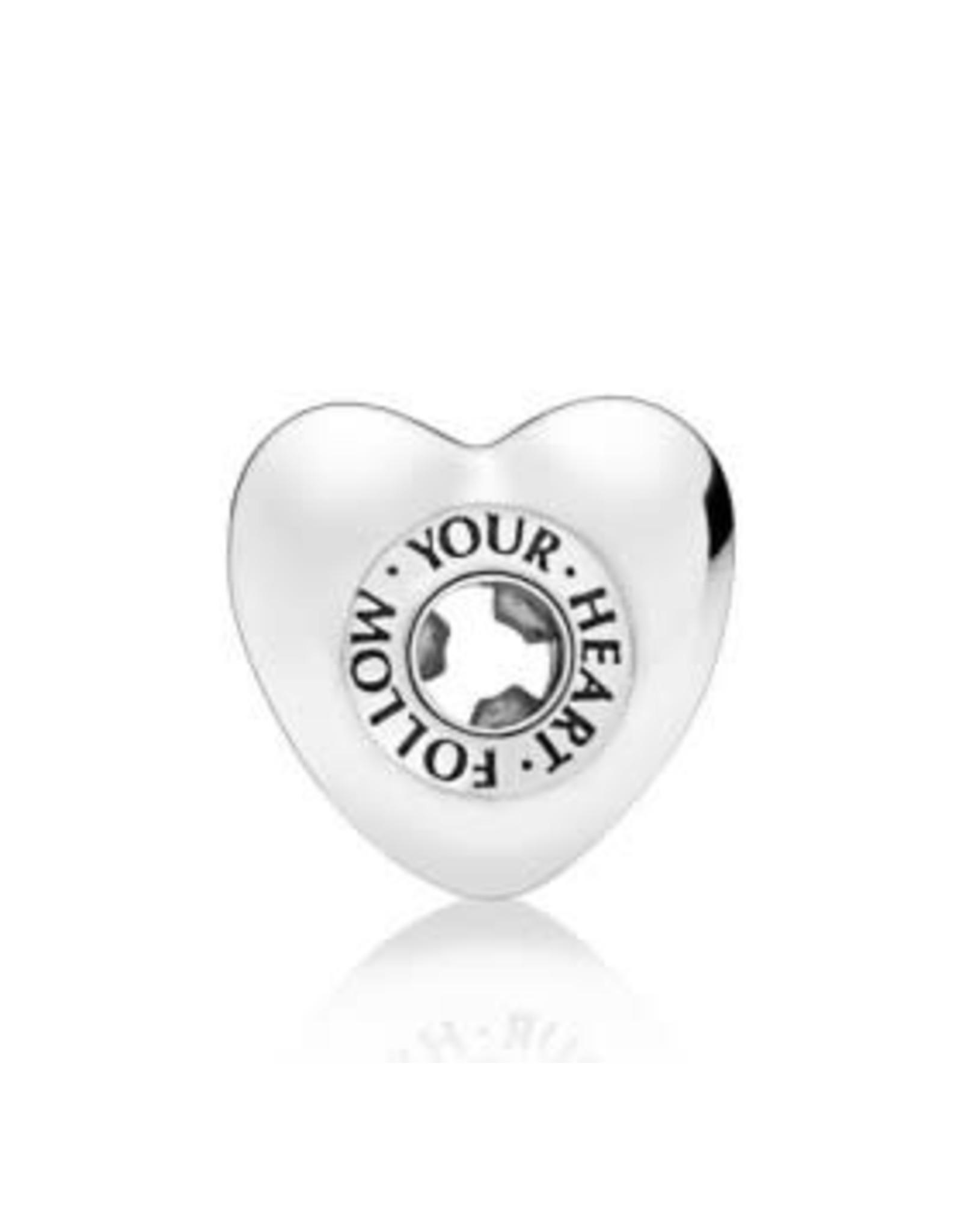Pandora Pandora Essence Charm, Follow Your Heart