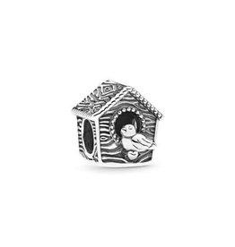 Pandora Pandora Charm797045, Spring Bird House