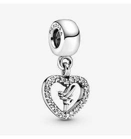 Pandora Pandora Charm, Disney Love Tinker Bell