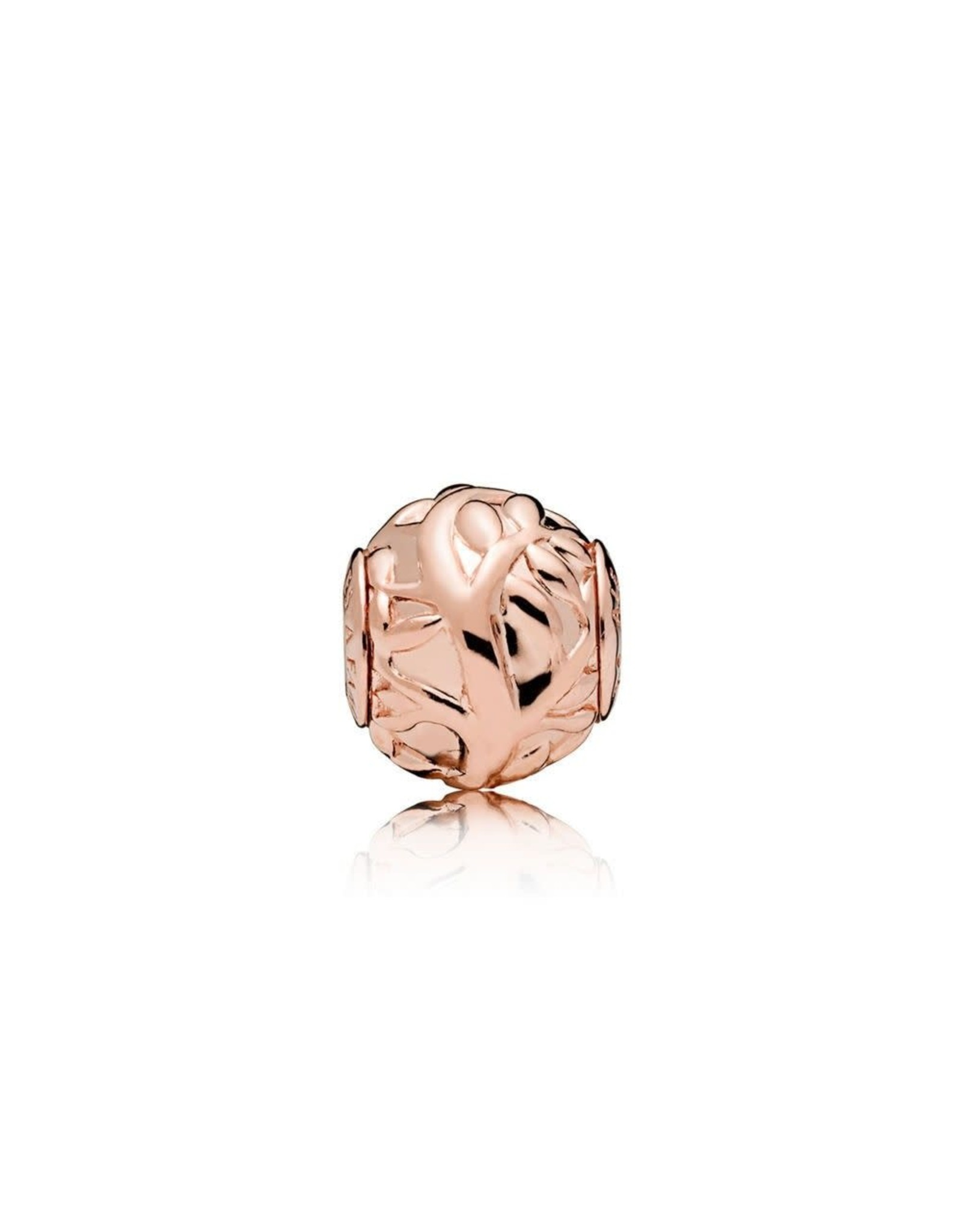 Pandora Pandora Essence Charm, Rose Gold, Love Makes A Family