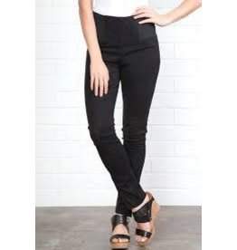 Simply Noelle Black Straight Leg Pant