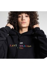 Levi's Hoodie Unbasic 90s Text Logo