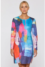 Claire Desjardins Colourful Long Sleeve Tunic