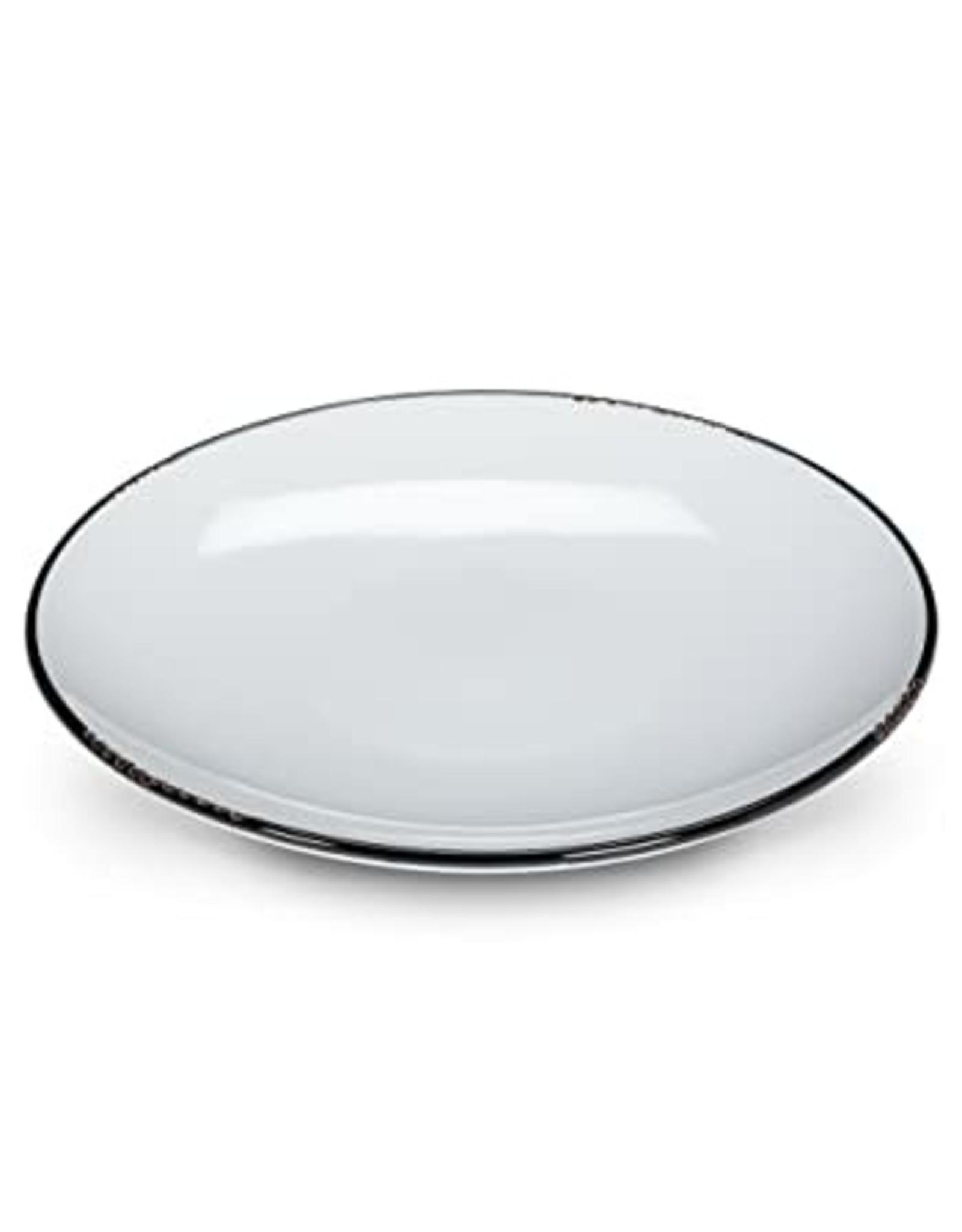 Abbott White Plate