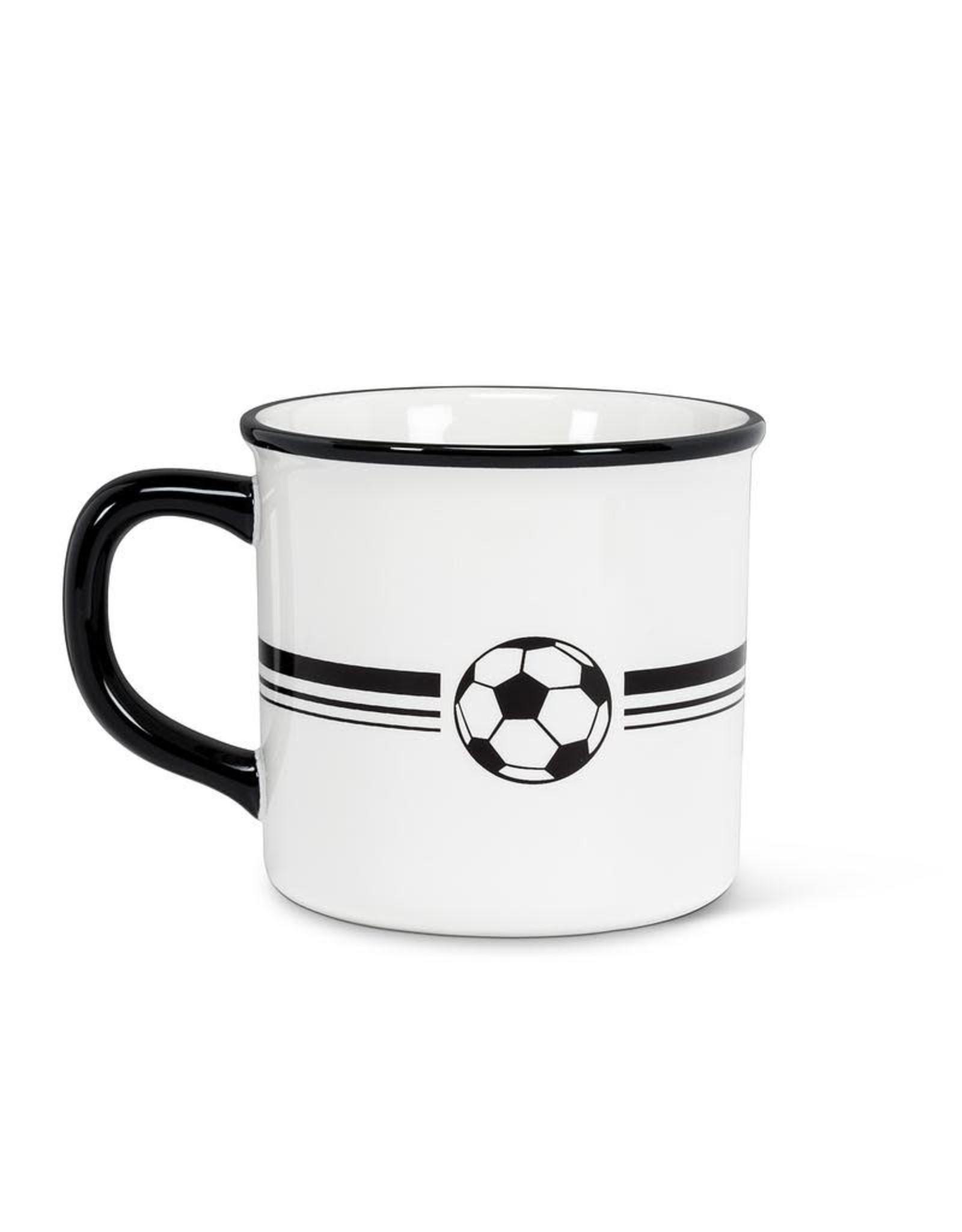 Abbott Soccer Mom Mug