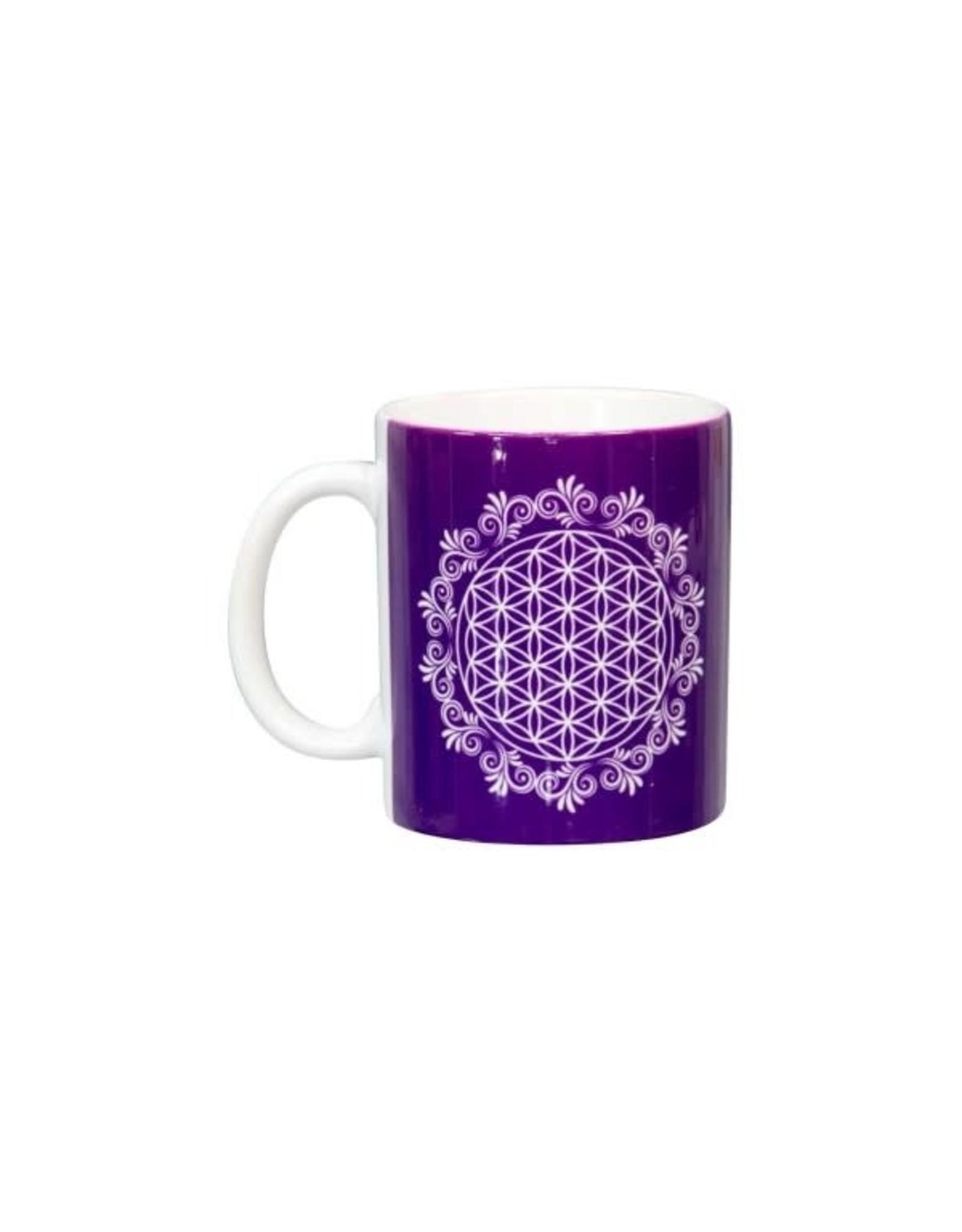 Kheops Flower Of Life Mug