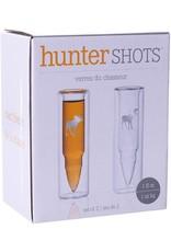 Hunter Shot Glasses