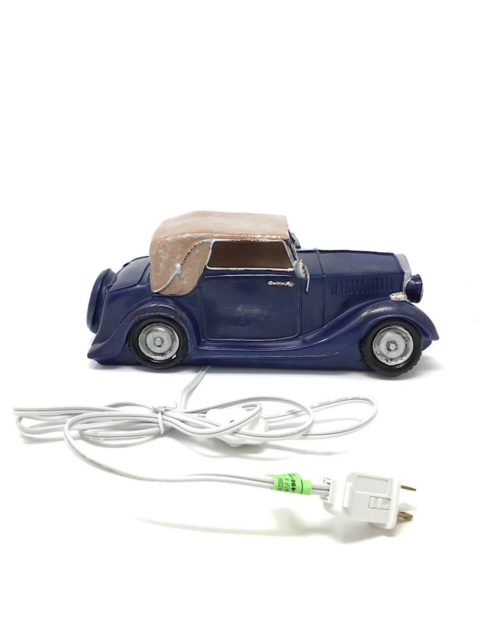 Blue Rolls Royce Lamp