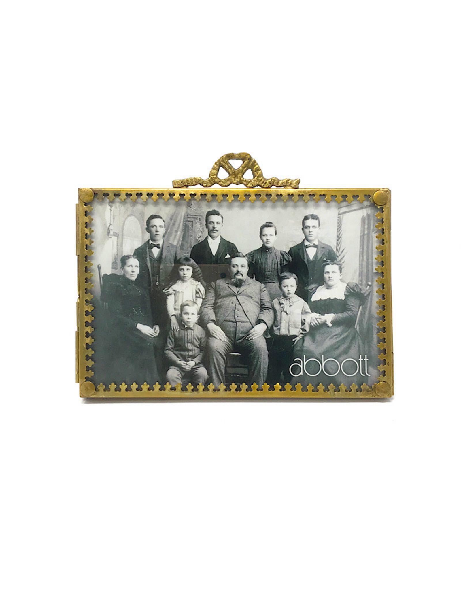 Abbott Frame gold