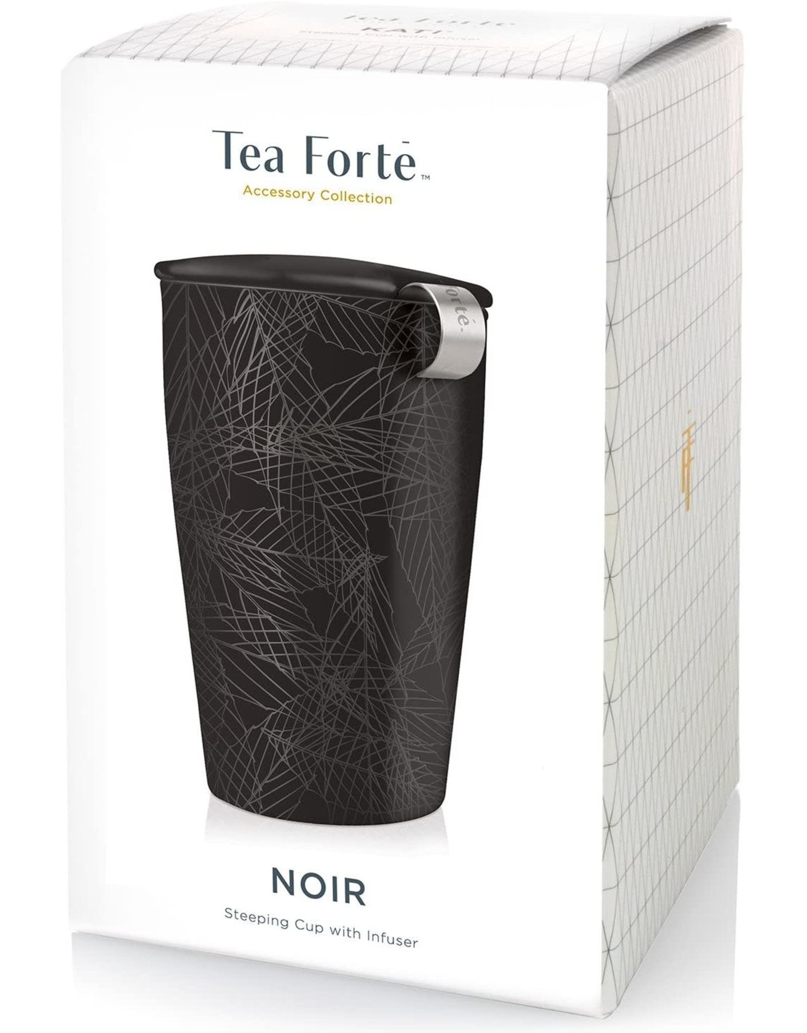 Tea Forte Steeping Cup with Infuser