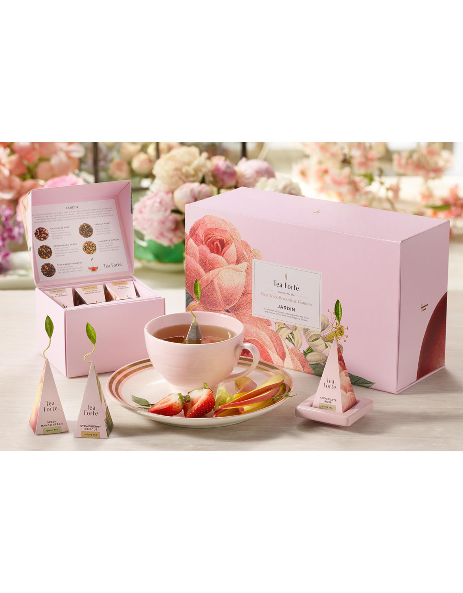 Tea Forte Garden Set